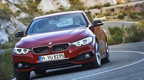 """BMW serii 4: nowa """"trójka"""" coupe"""