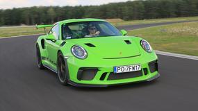 Porsche 911 GT3 RS - czysty obłęd