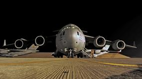 Boeing C-17 Globemaster III - trzy miliony godzin w powietrzu