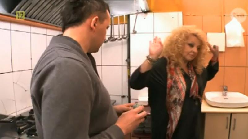 """Kuchenne rewolucje"" (fot. TVN)"