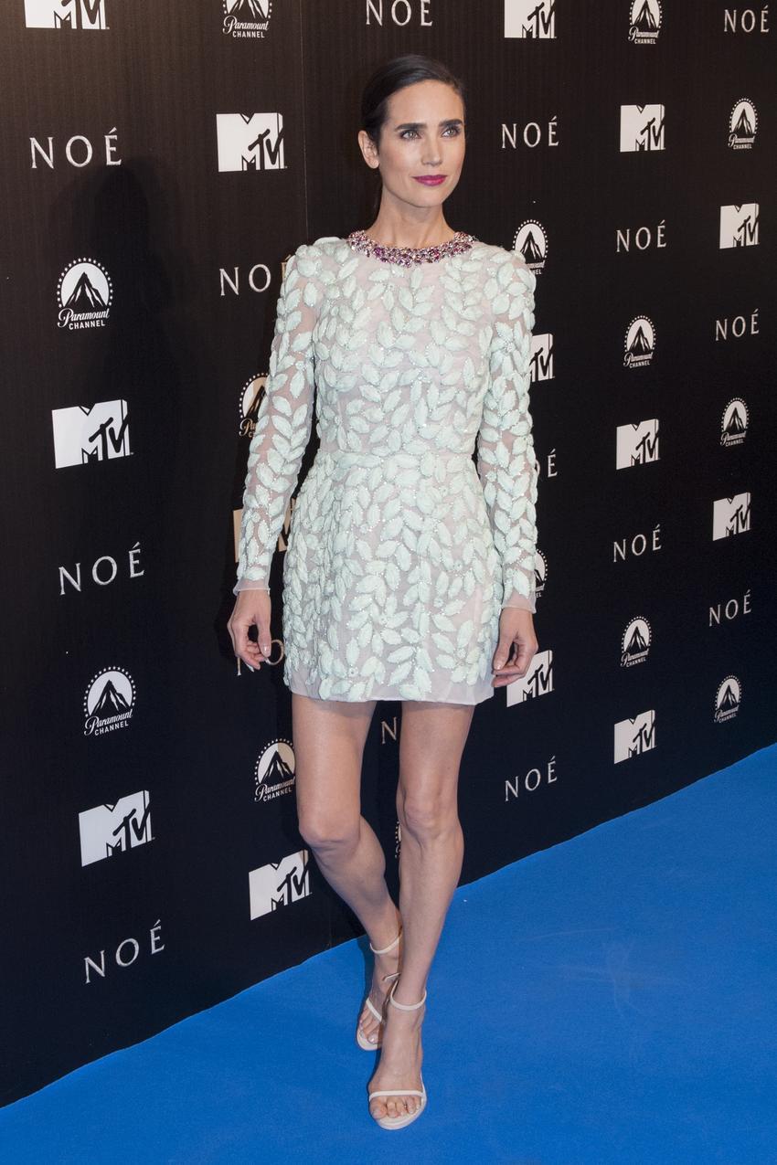 Jennifer Connelly w sukiece Giambattista Valli / Getty Images