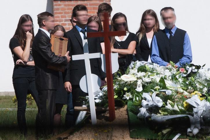 Pogrzeb Patrycji
