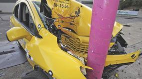 Crashtesty a rzeczywistość - 80 km/h zabija!