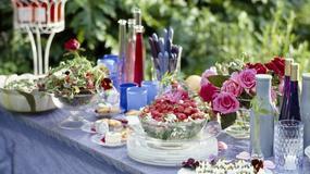 Letnie przyjęcie w ogrodzie - ciekawe pomysły, dekoracje, savoir vivre