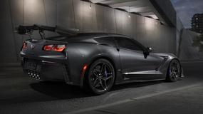 Corvette ZR1 – model na 2019 r. gotowy
