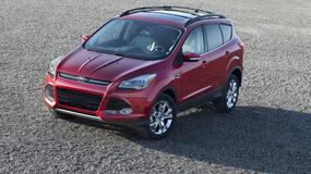 Ford Escape: czyli, Kuga nr 2