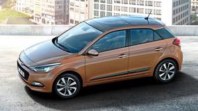 Hyundai i20 drugiej generacji
