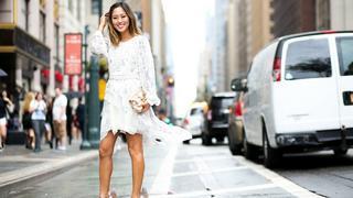 Moda w kolorze białym