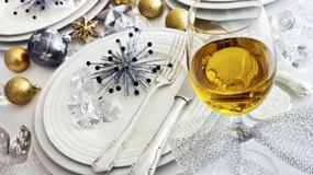 Pomysł na piękny świąteczny stół
