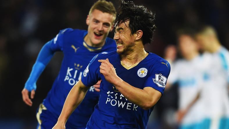 A Leicester továbbra is vezet az angol bajnokságban /Fotó: Europress-Getty Images