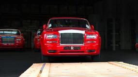 Rolls-Royce Phantom: 30 sztuk dla hoteli w Makao