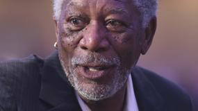Morgan Freeman recytuje piosenkę Justina Biebera