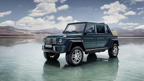 Mercedes Klasy G od Maybacha - szczyt luksusu