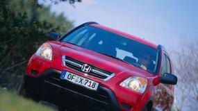 Honda CR-V - Szczyt niezawodności?