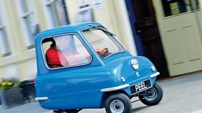 Peel P50: najmniejszy samochód świata