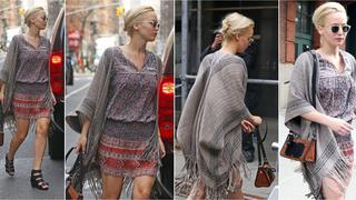 Best Look: Jennifer Lawrence w sukience Ulli Johnson