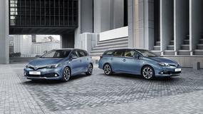 Zmodernizowana Toyota Auris w Genewie