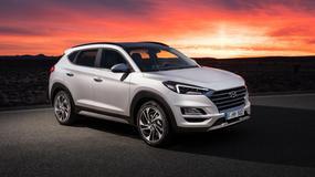 Hyundai Tucson - popularny SUV po liftingu