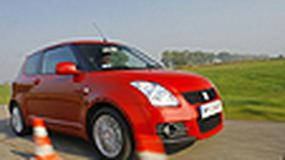 Suzuki Swift 1.6 Sport - Ostry zawodnik