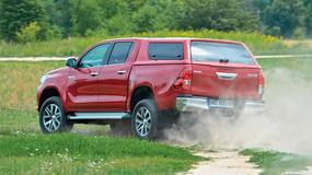 Toyota Hilux – zdolniacha | TEST