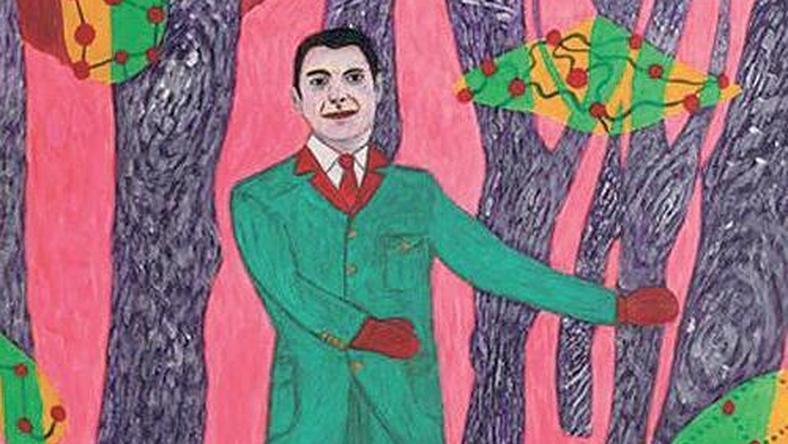 Félmilliós festményt kapott magáról Lázár János