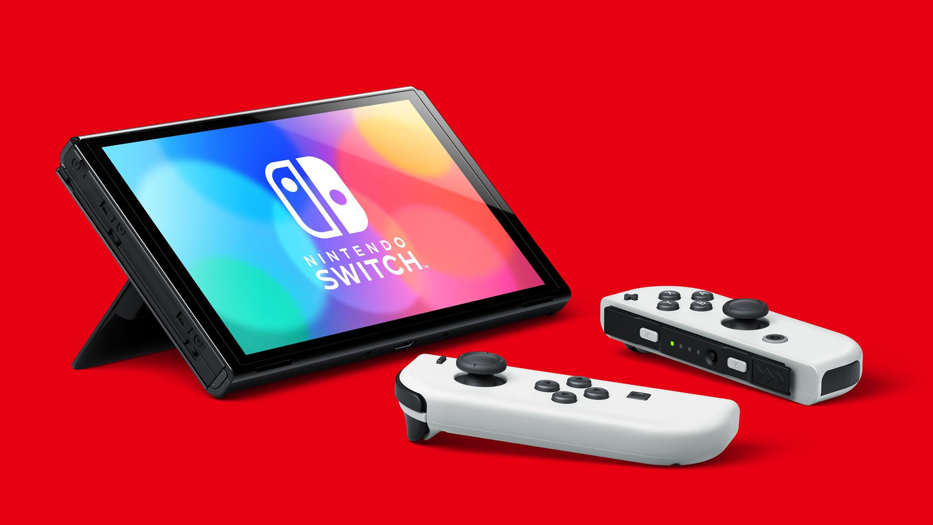 Nintendo Switch OLED ponúkne viaceré vylepšenia na čele so 7-palcovým OLED displejom.