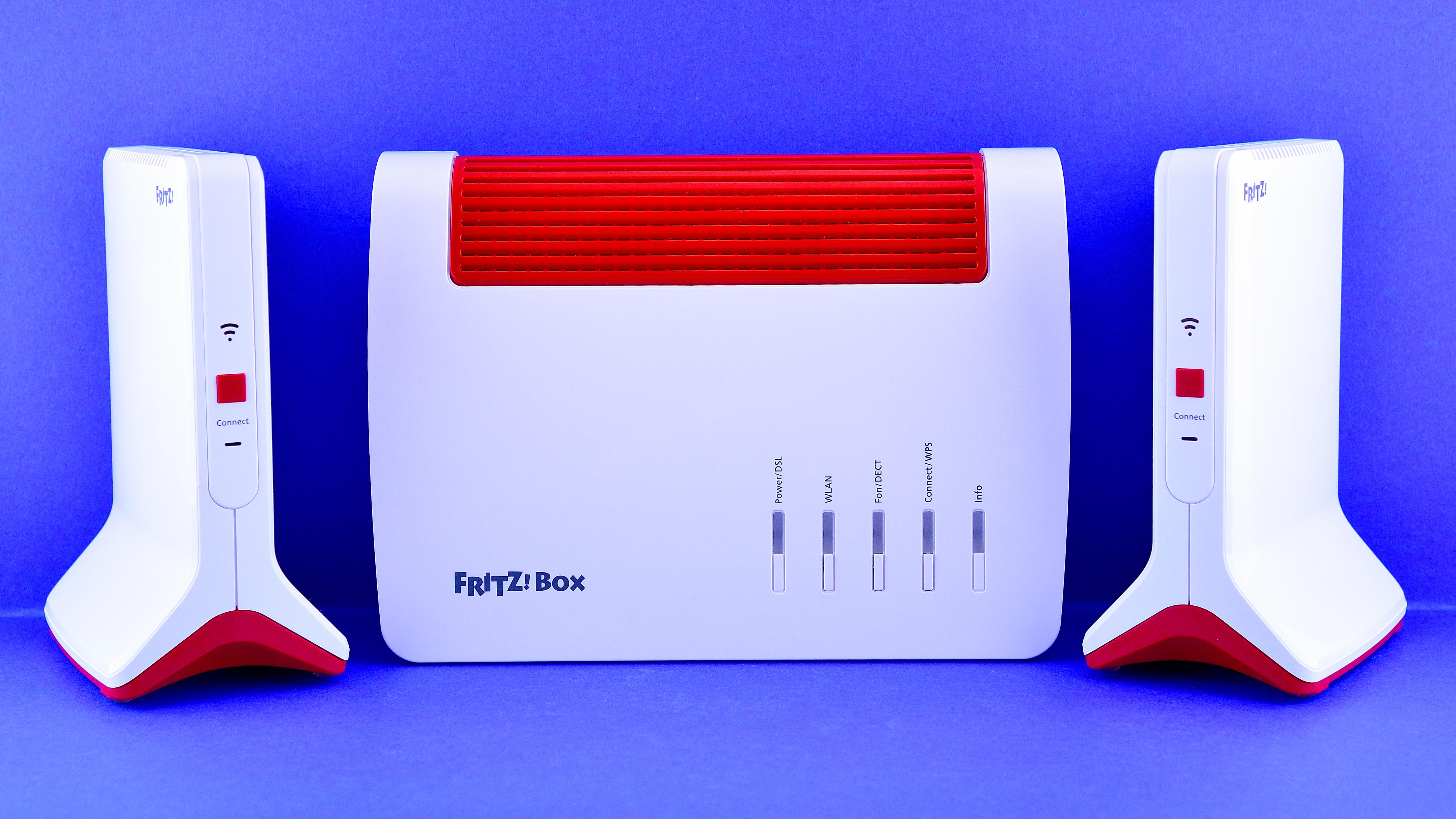 AVM Fritz Repeater 200 im Test Tri Band WiFi 200 und 20,20 GBit/s ...