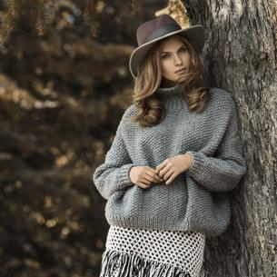 """Sweter w stylu oversize"""""""