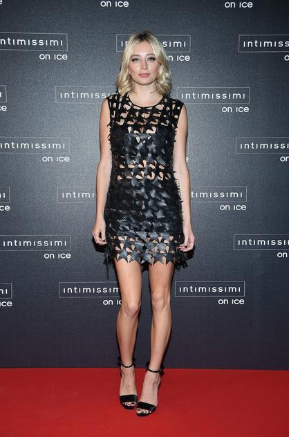 Best Look: Caroline Vreeland w Magda Butrym