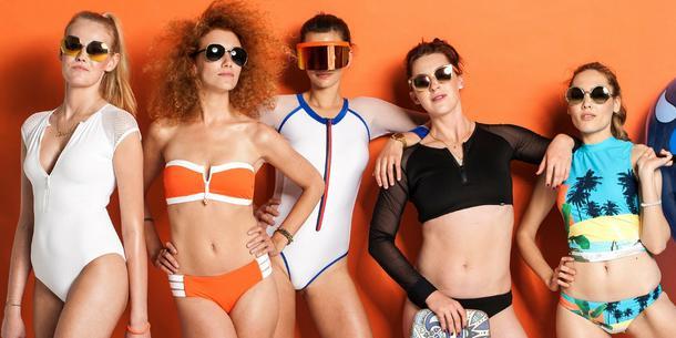 Dziewczyny VU w bikini