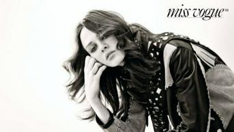 """Mag Cysewska w klimatycznej sesji dla paryskiego """"Vogue'a"""""""