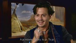 """Jeździec znikąd"": Johnny Depp, Armie Hammer i Helena Bonham Carter o filmie"