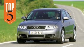 Top 5: klasa średnia ma wzięcie! Używane auta za 10-20 tys. zł