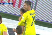 Piast - Arka (0:1): Siemaszko bohaterem Arki! Zwycięski gol głową mierzącego 170 centymetrów zawodnika