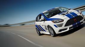 Torowa zabawka, czyli Ford Focus ST-R