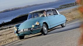 Citroën ID19- uboższy brat DS-a