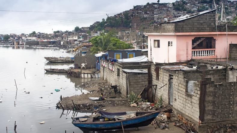 2010-ben Haitin is pusztított a kolera / Fotó: Northfoto