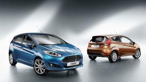 Ford Fiesta po faceliftingu