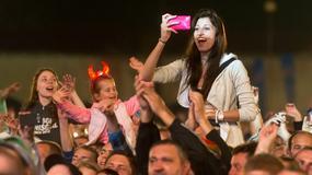 20. Ogólnopolski Festiwal Muzyki Tanecznej w Ostródzie, dzień drugi: galeria publiczności [ZDJĘCIA]