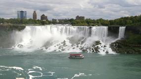 """Niagara bez wody - słynny wodospad zostanie """"wyłączony"""" na kilka miesięcy"""