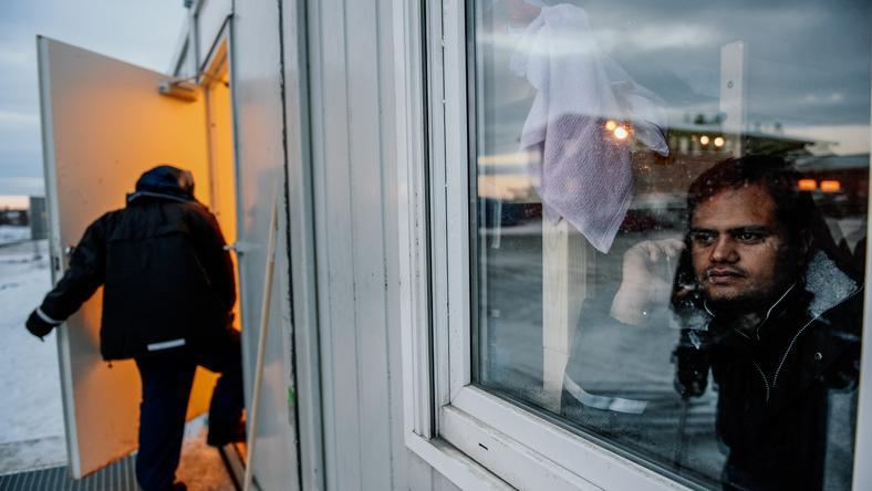 Norvégiában négy-ötezer migráns várja, hogy kitoloncolják / Fotó: AFP