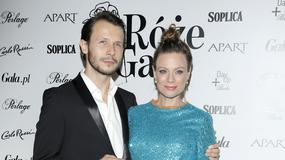 Róże Gali 2017: Magdalena Boczarska w bardzo zaawansowanej ciąży