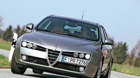 Alfa 159 Sportwagon 2.4 JTDM - Prawdziwa huśtawka nastrojów. Test długodystansowy