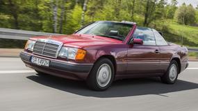 Mercedes A124 320 CE - klasyk, który zmienił historię