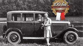 Motoryzacja w odrodzonej Polsce (1918-39)