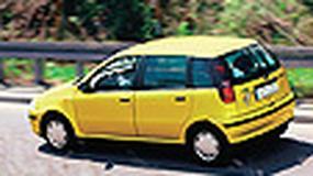 Fiat Punto I - Bardzo tani wózek