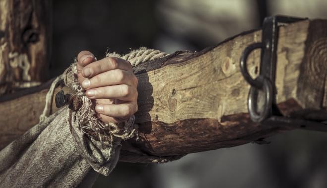 Miben halt meg Jézus? A keresztre feszítés orvosi szemmel