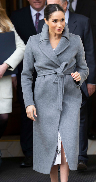 Rossz döntés volt ez a kabát! Fotó: Puzzlepix