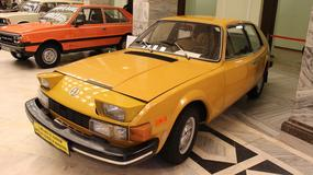 Klasyki w pałacu: wystawa Perły motoryzacji w Polsce