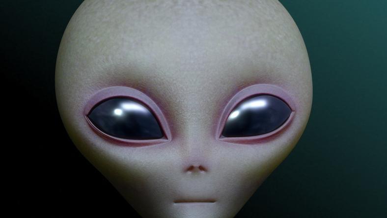 A SERI munkatársa biztos bebnne, hogy az alienek ártanának nekünk. / Fotó:Northfoto
